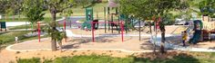 Look at the fun that can be had here! A great park & trail at Horsebarn Park & Trailhead.