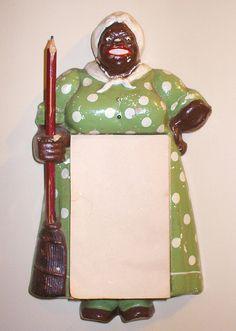 Black Americana Aunt Jemima