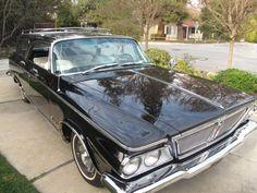 1964 Chrysler New Yorker station wagon...