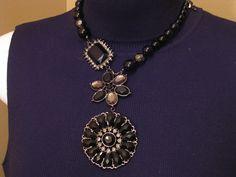 Crochet necklace premier design, crochet necklace, premierjewelri