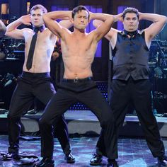 Watch Joseph Gordon-Levitt Strip For His Magic Mike-Inspired SNL Monologue