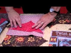 quick trick, design on quilt block, minut block, mini quilts, 10 minut, quilt blocks, quilting tips and tricks, quick quilts to make, cathedral windows