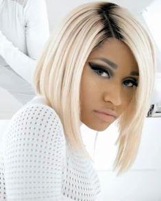 Nicki Minaj pretty hair  love it !!!!!!!!!!!!!!!!!!!!!!!!!!