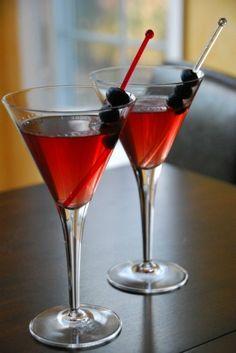 Valentine's Day Cocktail: The Valentini