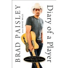 Paisley retraces his entire musical and personal journey and explains how the Christmas gift from his grandfather - his first guitar - turned out to be the key to unlocking his ultimate dream. Buy now and be one of the few to receive a limited amount of signed copies!