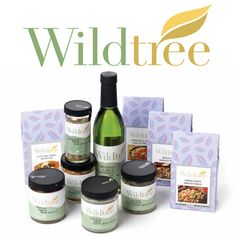 Wildtree offers the highest quality herbs, spices and culinary blends that are FREE of preservatives, additives, fillers and promote a healthier lifestyle!