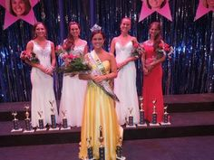 Cathy Finnegan / Miss Ocean City 2015 Kendall Coughlin and her court.