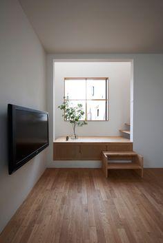 tato architects / house in futakoshinchi