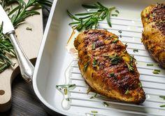 healthi eat, canada recip, herb chicken