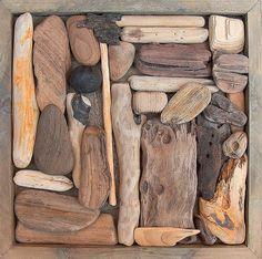 drift wood frame