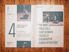 Graphic Design — Publications / Zoom Photo — Designspiration