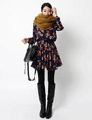 little dresses, long legs, boot, sleev dress, mini dresses