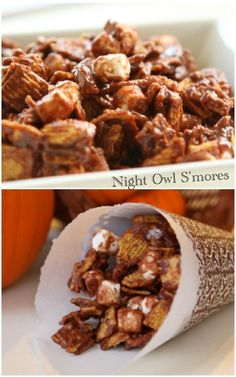 Night Owl Smores