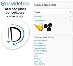4/3/2012 - #cibovintage nei Trending Topics di Twitter Italia
