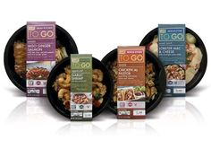Kitchen TO GO on Packaging of the World - Creative Package Design Gallery