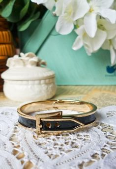Belt It Up Bracelet #Chicwish