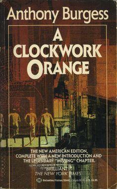 #Burgess, Anthony - A #Clockwork #Orange