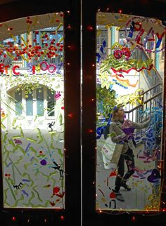 Brilliant & creative entry in our GelWonder competition from store Eric Snook in Covent Garden, London.