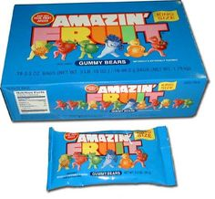 It's Amazin' Fruit, Amazin' Fuit...