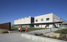 Kiowa County School, #LEED Platinum, Greensburg, Kansas by Architects @BNIM