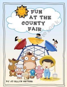FUN at the COUNTY FAIR