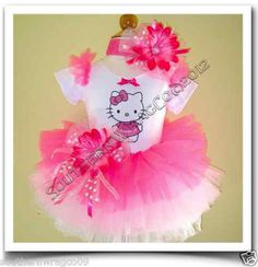 Hello Kitty Costume Lisi would LOVE this to death!
