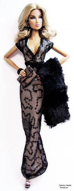 Fashion Royalty's Veronique Perrin
