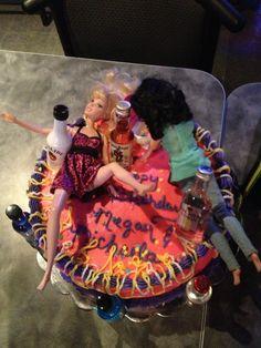 Adult birthday cake!