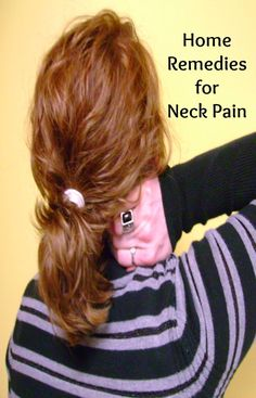 Home Remedies For Neck Pain | Health Villas