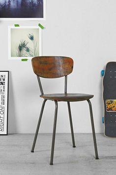 Plum & Bow Rainbow Dining Chair #urbanoutfitters