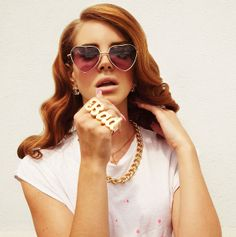 Summertime Happiness! The 3 Most Popular Sunglasses on Tumblr this week! #sunglasses #lanadelrey #fashion