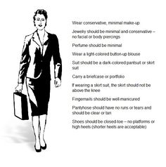 womens interview clothes