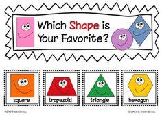 shape graph, classroom idea, futur classroom, teach math, kindergarten shape, teacher idea, kindergarten idea, math time, geometri