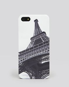 Audiology iPhone 5 Case - Exclusive Paris Eiffel Tower