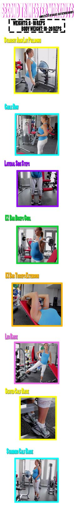 Workout for pregnancy