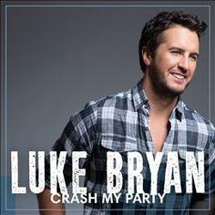 #3 Best Album of 2013: Crash My Party - Luke Bryan