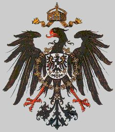 German imperial eagle tattoo - photo#8