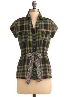 MOD CLOTH // Savanna Sweetheart Top $34.99