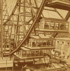 Ferris Wheel, 1893