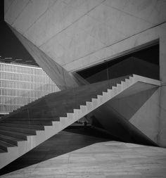Casa da Musica Porto, Portugal. Rem Koolhaas and Ellen van Loon, 1999-2005
