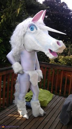 Unicorn Costume - Halloween Costume Contest