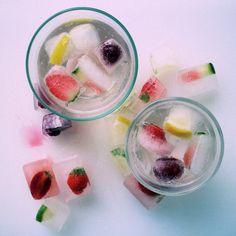 Fruit Ice Lemonade