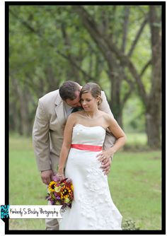 Ashley and Christopher Tie the Knot by Kimberly S. Busby Photography