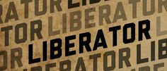 Liberator from Lost Type