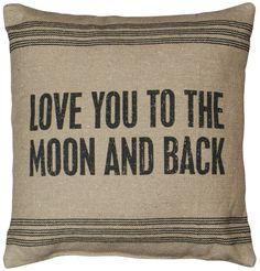 decor, moon pillow, french farmhouse, idea, french country, throw pillow, quot, pillows, kid