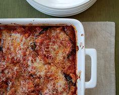 17 Day Diet No-Fuss Eggplant Parmesan recipe