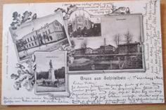 alte Ansichtskarte Synagoge Schivelbein Świdwin Westpommern 1901 gelaufen   eBay