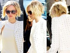 Jennifer Lawrence's Pixie Is Growing Out Into a Bob! See It from All Angles   People.com