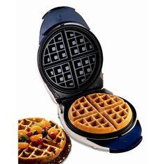 A waffle maker