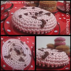 Crocheted donuts and ton fo other PF (full list http://stecolargol.over-blog.com/article-d-107647341.html)